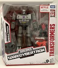 Transformers War For Cybertron Trilogy Netflix Megatron 3-Pack New Collectors