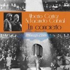 Alberto Cortez y Facundo Cabral En Concierto  CD New Sealed
