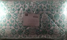 Pottery Barn Teen Decorator Damask Value Bedding Set Full/Queen comforter sheets