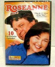 ROSEANNE  (COMEDY DVD) 10 FAN FAVORITE EPISODES UNCUT NEW SEALED IN PLASTIC