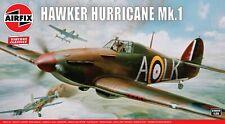 "New Airfix ""Vintage Classics"" 1:24th Scale Hawker Hurricane Mk.I Model Kit."