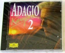 VARIOUS  - ADAGIO KARAJAN 2 - CD Sigillato