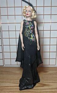 "Savoy Affair Sydney Dress & Hat RTB101 Claire Rayne Grace Tonner 16"" (no doll)"