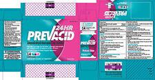 Prevacid 24 Hour Lansoprazole Delayed Release 15 mg Capsules - 14 ea