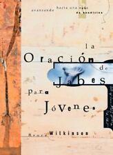 Oracion De Jabez Para Jovenes (Spanish Edition)