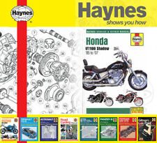 Haynes Service / Repair Manual for Honda VT