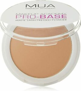 MUA PRO-BASE MATTE SATIN PRESSED POWDER ALL SHADES NEW & SEALED ONLY £2.39 !!!
