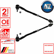 For BMW 3 Series E46 inner outer steering tie track rack rods ends Febi Germany