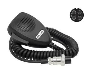 4-polig Universal Ersatzmikrofon Blow 4P für CB Funkgerät