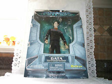 Star Trek Next Nemesis Data Action figure 2002 Art Asylum Mint on Card Moc