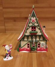 Department 56 Christmas Candy canes and peppermint 1996