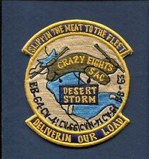 HMM-164 KNIGHTRIDERS Desert Storm 91 USMC MARINE CORPS Helicopter Squadron Patch