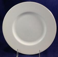 Wedgwood BLANC SUR BLANC Luncheon Plate by Vera Wang 501083  A+ CONDITION