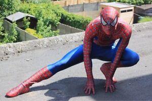 New Raimi Spiderman Marvel Costume 3D Printing Kids/Adult Halloween Cosplay Suit