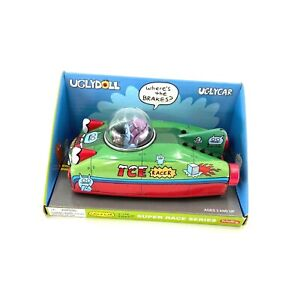 Ugly Doll Ugly Car Tin Toys Super Race Series Schylling New In Box 6''
