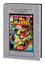 MARVEL MASTERWORKS MS MARVEL VOL 01 HC Hardcover MMW Volume 1 Sealed Brand New