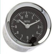 "New Genuine Smiths Clock for Triumph TR3 TR4 TR250 TR6 Spitfire GT6 2"" 52MM"