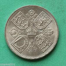 1953 Elizabeth II SNo38341 CORONA CORONA UNC coronación