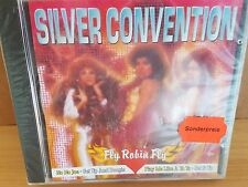 Silver Convention - Fly Robin Fly - 16 Tracks 9002986522720 - sehr selten rar