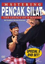 PENCAK SILAT - 5 DVD SET - By Herman Suwanda -SPECIAL