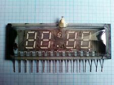 x1 Ilc4-5/7L = Ivl1-7/5 Clock / Timer Vfd Tube, Tested, Not Used, made in Ussr.
