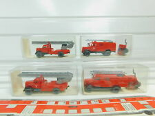 BO539-0,5 #4x Wiking H0 / 1:87 Fw Camion Voiture Opel Blitz : 862 + 863,Neuf +