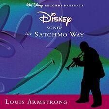 Various Artists - Disney Songs The Satchmo Way / Various [New CD] Germany - Impo