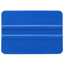 3M PA-1 PA1-B Blue Squeegie Squeegee Film Hand Applicator Scotchcal #71601 One
