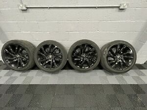 22inch Discovery 5 Alloys And Tyres
