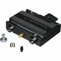 Manfrotto 577 GENUINE Rapid Connect Adapter with Sliding Mounting Plate (501PL)