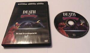 Death To Smoochy DVD Robin Williams Edward Norton Danny Devito World Post!