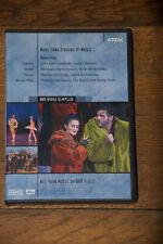 Tdk Dvd Video Sampler Classic Ballet Opera Music Film Used