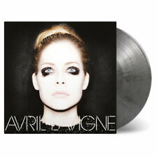 Avril Lavigne - Avril Lavigne - Lp Silver/Black Vinyl Ltd Num 3000 copies New!