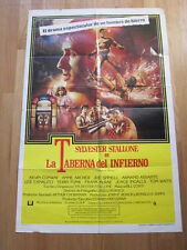 PARADISE ALLEY Sylvester Stallone 1978  poster