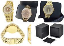 Marc Jacobs Women's MBM3429 'Fergus' Gold-Tone Stainless Steel Watch