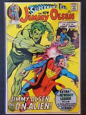 Superman's Pal Jimmy Olsen #136 DC VG+ Comics Book