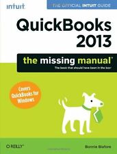 QuickBooks 2013: The Missing Manual: The Official