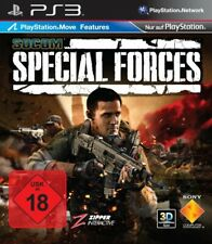 PS3 - SOCOM 4: Special Forces compatible con Move AL/ING en el embalaje usado