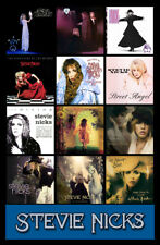 "STEVIE NICKS album discography magnet (4.5"" x 3.5"") fleetwood mac heart joan jet"