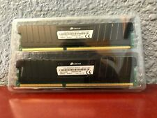 CORSAIR Vengeance LP 8GB (2x 4GB) 240-Pin DDR3 1600 (PC3 12800) Desktop Memory