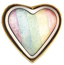 I Heart Makeup Makeup Revolution Rainbow Highlighter Unicorn Heart