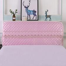 Bed Headboard Slipcover Solid Color Dustproof Cover Bedroom Decor 60x200cm