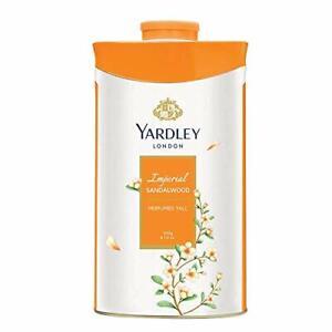 Yardley London Perfumed Talc Sandalwood Talcum Powder - Free-Shipping