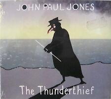 """JOHN PAUL JONES (LED ZEPPELIN) """"THE THUNDERTHIEF""""  cd USA sealed"""