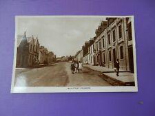 More details for vintage postcard drummore  superb image  small adamage to rh margin