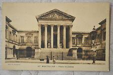 """CPA """" MONTPELLIER - Palais de Justice"""