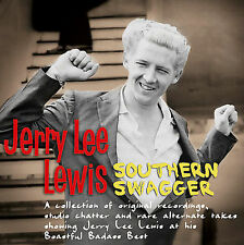 Southern Swagger by Jerry Lee Lewis (CD, Apr-2007, Bear Family Records...