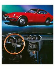 1969 1970 Datsun 240Z & Interior Dashboard Automobile Photo Poster zm2114-WQ3JKV