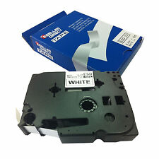 BROTHER 12mm COMPATIBLE WITH BLACK/WHITE TAPE TZ231 FOR P TOUCH PT PRINTER