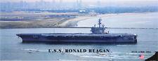USS Ronald Reagan US Navy Aircraft Carrier San Diego Poster  #15